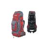 Рюкзак туристический Terra Incognita Fronter 70 красно-серый + подарок - фото 1