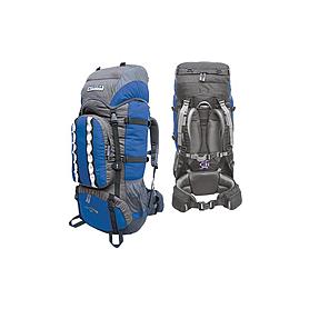 Фото 2 к товару Рюкзак туристический Terra Incognita Mountain 50 сине-серый + подарок