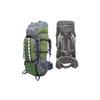 Рюкзак туристический Terra Incognita Mountain 65 зелено-серый - фото 1