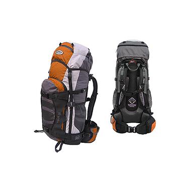 Рюкзак спортивный Terra Incognita Tour 35 оранжево-серый