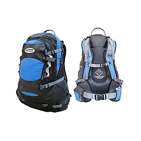 Распродажа*! Рюкзак спортивный Terra Incognita Tirol 35 сине-серый
