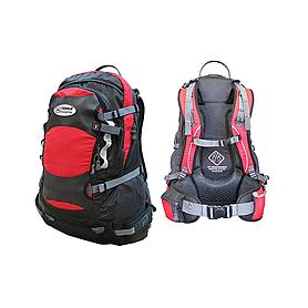 Рюкзак спортивный Terra Incognita Tirol 35 красно-серый
