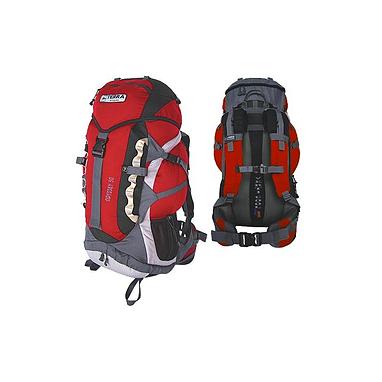 Рюкзак универсальный Terra Incognita Odyssey 40 красно-серый