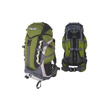 Рюкзак универсальный Terra Incognita Odyssey 50 зелено-серый