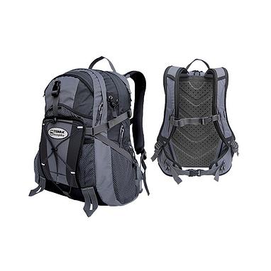 Рюкзак повседневный Terra Incognita Vector 26 черно-серый