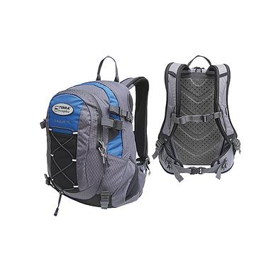 Рюкзак повседневный Terra Incognita Cyclone 16 сине-серый