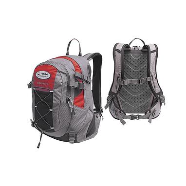 Рюкзак повседневный Terra Incognita Cyclone 16 красно-серый