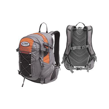 Рюкзак повседневный Terra Incognita Cyclone 16 оранжево-серый