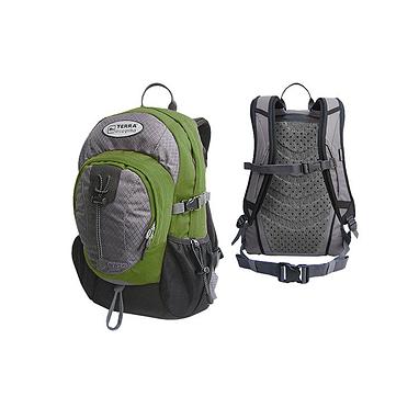 Рюкзак повседневный Terra Incognita Aspect 25 зелено-серый