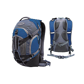Фото 1 к товару Рюкзак повседневный Terra Incognita Dorado 22 сине-серый