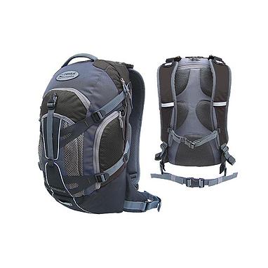 Рюкзак повседневный Terra Incognita Dorado 22 черно-серый