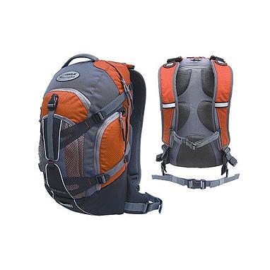 Рюкзак повседневный Terra Incognita Dorado 22 оранжево-серый