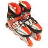 Коньки роликовые раздвижные Teku Skate TK-S6-001 красные - фото 2