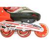 Коньки роликовые раздвижные Teku Skate TK-S6-001 красные - фото 4