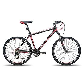 """Велосипед горный Pride XC-26 26"""" 2015 черно-красный матовый рама - 15"""""""