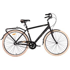 """Велосипед мужской Pride Comfort Men's 28"""" черно-бежевый 2015 рама - 20"""""""