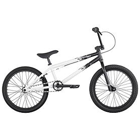 Фото 1 к товару Велосипед BMX Diamondback Session Pro 20 черно-белый