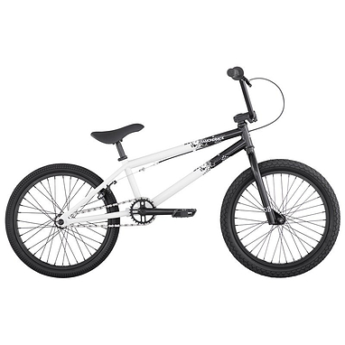 Велосипед BMX Diamondback Session Pro 20 черно-белый