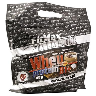 Протеин FitMax Whey Pro 81+ 927-424 (0,75 кг)