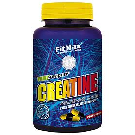 Креатин FitMax Creatine Creapure (250 капсул)