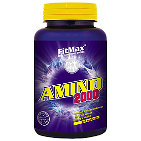 Фото 1 к товару Аминокомплекс FitMax Amino 2000 (150 капсул)
