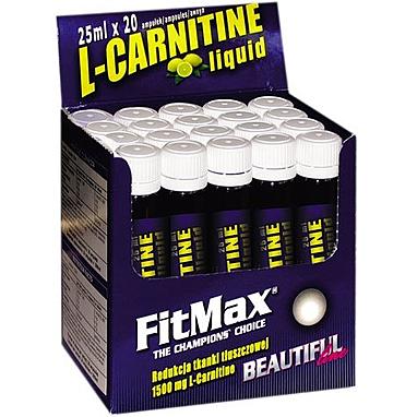 Жиросжигатель FitMax L-Carnitin (20 ампул)