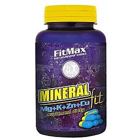 Фото 1 к товару Комплекс минералов FitMax MineralFit (60 капсул)