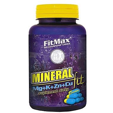 Комплекс минералов FitMax MineralFit (60 капсул)