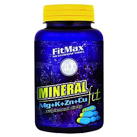 Фото 1 к товару Комплекс минералов FitMax MineralFit (90 капсул)