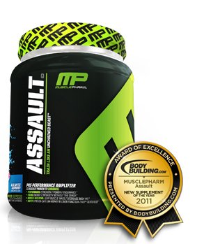 Креатин Muscle Pharm Assault (0.733 кг)