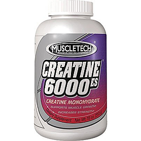 Креатин MuscleTech Creatine 6000-ES (510 гр)