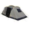 Палатка четырехместная Campus R00420 серая - фото 1
