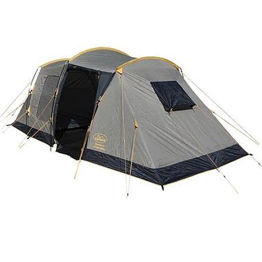 Палатка четырехместная Campus R00420 серая