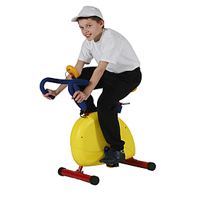 Фото 1 к товару Велотренажер детский Gymkids «Юниор»