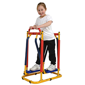 Фото 3 к товару Тренажер детский Gymkids «Воздушная прогулка»