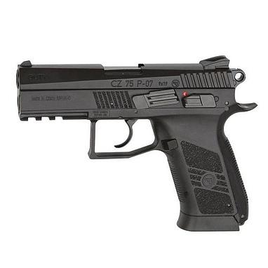 Пистолет пневматический ASG CZ 75 P-07 Blowback 4,5 мм