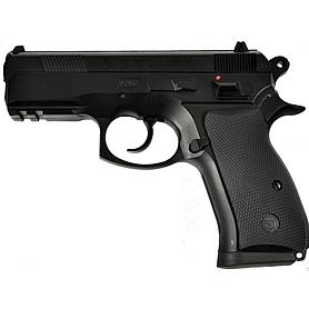 Пистолет пневматический (СО2) ASG CZ 75D Compact 4,5 мм