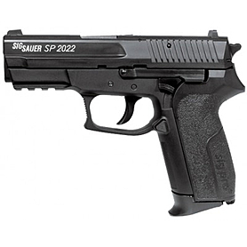 Пистолет пневматический KWC KM-47 (Sig Sauer Pro 2022) 4,5 мм Metal Slide