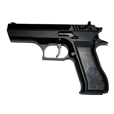 Пистолет пневматический (РСР) KWC KM-43 (Jericho 941) 4,5 мм Full Metal