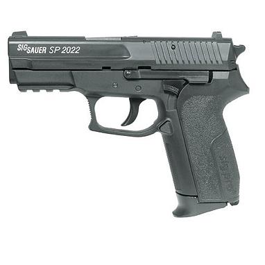 Пистолет пневматический KWC KM-47 (Sig Sauer Pro 2022) 4,5 мм ABS Slide