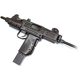 Фото 1 к товару Пистолет пневматический (СО2) KWC KMB-07 (UZI) 4,5 мм Blowback