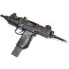 Пистолет пневматический KWC KMB-07 (UZI) 4,5 мм Blowback - фото 1