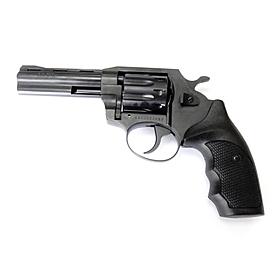 Фото 1 к товару Револьвер под патрон Флобера Alfa 440 с пластиковой рукояткой