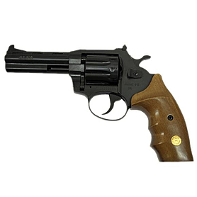 Револьвер под патрон Флобера Alfa 441 с деревянной рукояткой
