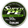 Шнур Sunline Super PE 150м 0.285мм 30LB/13.6кг салатовый - фото 1