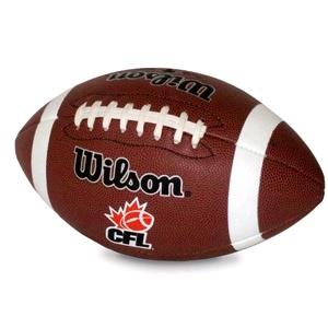 Мяч для американского футбола Wilson CFL Replica
