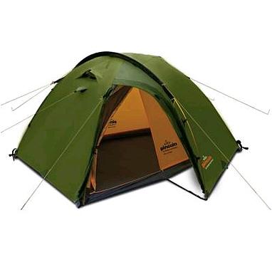 Палатка двухместная Pinguin Vega Extreme зеленая