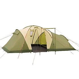 Палатка шестиместная Pinguin Omega 6 зеленая