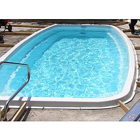 """Бассейн композитный Fiber Pools """"Баффало"""""""