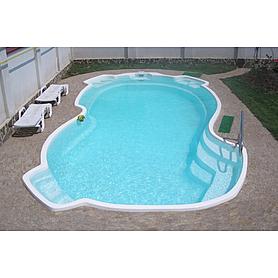 """Бассейн композитный Fiber Pools """"Мичиган"""""""